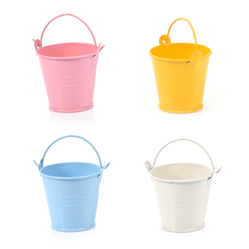 12Pcs Colorful Mini Metal Bucket Candy Favours Boxes Pail Wedding Party Gifts Home Desk Decoration Drop Shipping12Pcs Colorful Mini Metal Bucket Candy Favours Boxes Pail Wedding Party Gifts Home Desk Decoration Drop Shipping