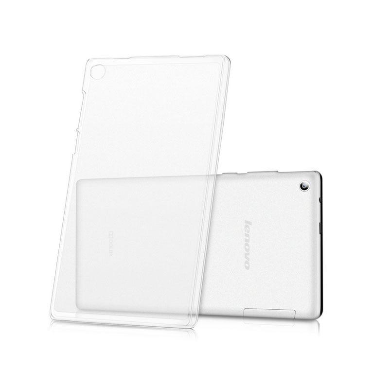 200 Pc/lot for Lenovo Tab 2 A7 30 TPU Case Soft TPU