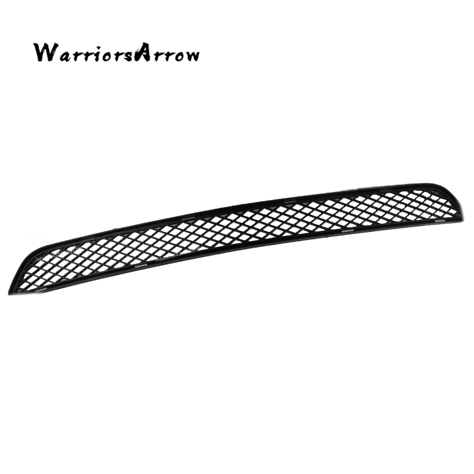 front center bumper cover grille for mercedes ml320 2007 2008 ml350 2006 2008 ml550 2008 ml500