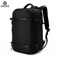 OZUKO New Men S Backpack 17 3Inch Laptop Backpack School Bag Large Capacity Travel Backpack Multi
