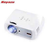 Noyazu Simplebeamer Mini LED Projektör Destek FULL HD 1080 P HDMI/USB/AV/SD/VGA için ev Sineması PC Dizüstü Video Oyunları TV