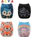 U Pick ALVA Baby 2016 Most Popular Digital Position Baby Cloth Diaper with Microfiber Insert (YD Series)