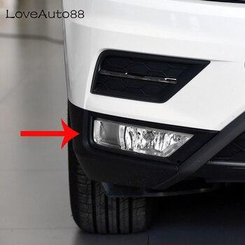 Auto styling Voor Links Rechts Bumper mistlamp lamp Vervanging Deel Voor Tiguan MK2 2017 2018 2019 Accesorios