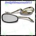 RECTANGULAR Mirrors10MM thread for Suzuki Intruder 750 1400 1500 GN125 GN250