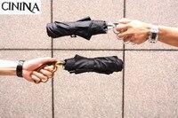 Creative Sunny Umbrella Fist Pistol Umbrella Personality Foldable Umbrella Tide Men Pocket Umbrella
