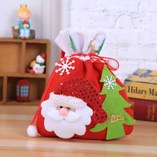 Happy New Year 2019 Year Merry Christmas Gift Christmas Gift Bag Candy Bag Merry Christmas Bag Candy Bags Christmas Xmas Decorat