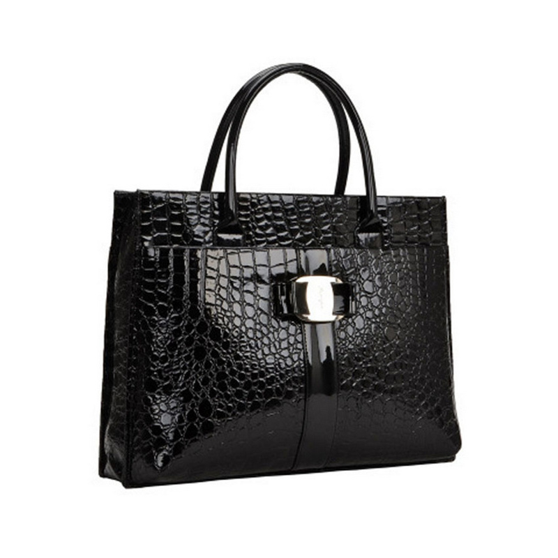 Women Bag bucket  Bag Handbags Women Famous Brands Luxury Designer Handbag High Quality Crocodile Leather Tote Hand Bag Ladies high quality authentic famous polo golf double clothing bag men travel golf shoes bag custom handbag large capacity45 26 34 cm