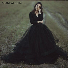 SIJANEWEDDING Wedding Dress Long Sleeves Ball Gown