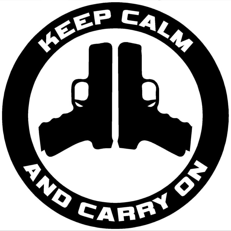 Buy gun control sticker and get free shipping on aliexpress com