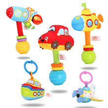 Educational Baby Toys For Newborns 0-12 Months Cartoon Soft