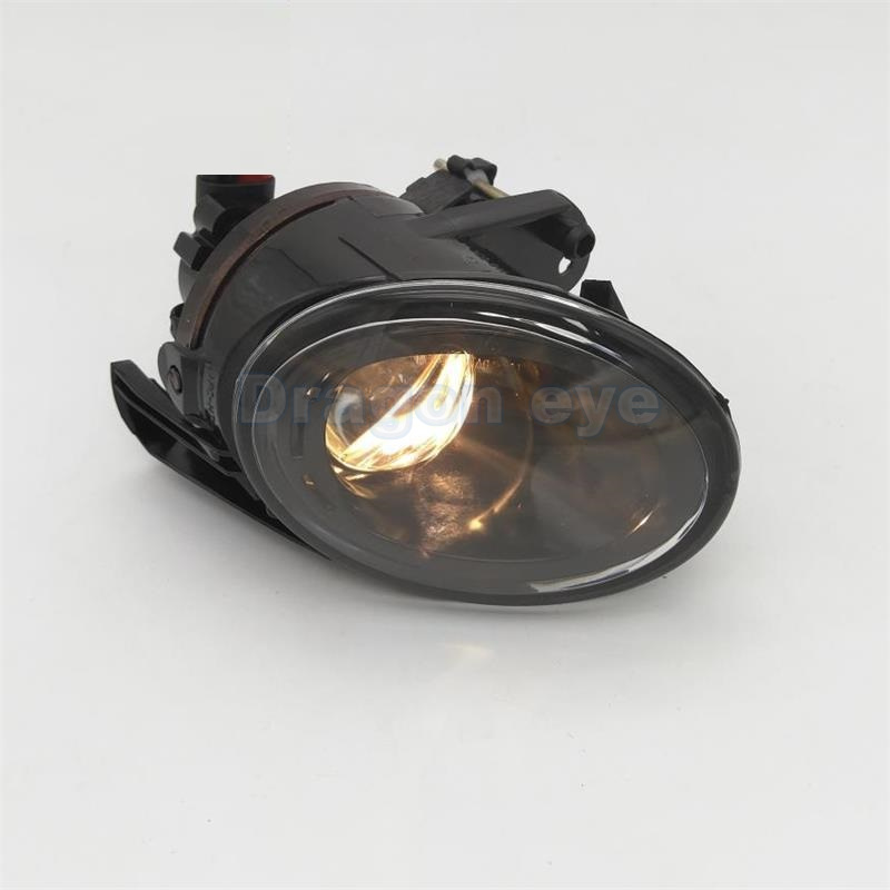 For VW Passat B6 2006 2007 2008 2009 2010 2011  Car-Styling Front Clean Lens Convex Fog Light Fog Lamp Left Side dfla car light for vw passat b6 car styling 2006 2007 2008 2009 2010 2011 new front halogen fog light fog lamp