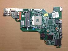 45 days Warranty For hp compaq cq58 688018-001 laptop Motherboard for intel cpu with HM70 integrated graphics card