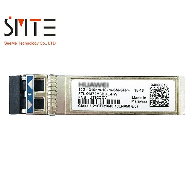 HW FTLX1472M3BCL HW 10G 10km 1310nm SM SFP fiber optical transceiver