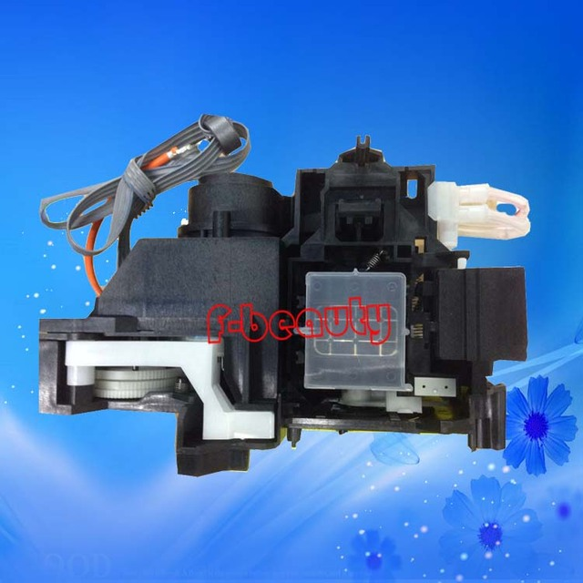 US $42 75 5% OFF|High Quality original new Ink pump for epson L1800 pump  unit cleaning unit-in Printer Parts from Computer & Office on  Aliexpress com