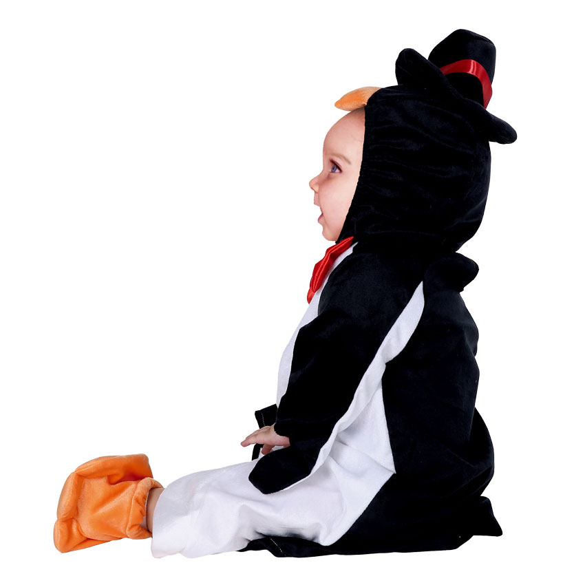 Lil' Penguin Toddler Halloween Costume 1