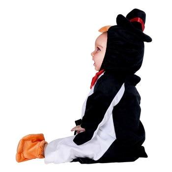 Lil' Penguin Toddler Halloween Costume 1
