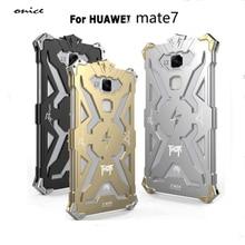 Simon Metal Aluminum Phone case For huawei mate 7 cover antiknock shockproof Doom metal case Heavy Duty Tough Armor THOR IRONMAN