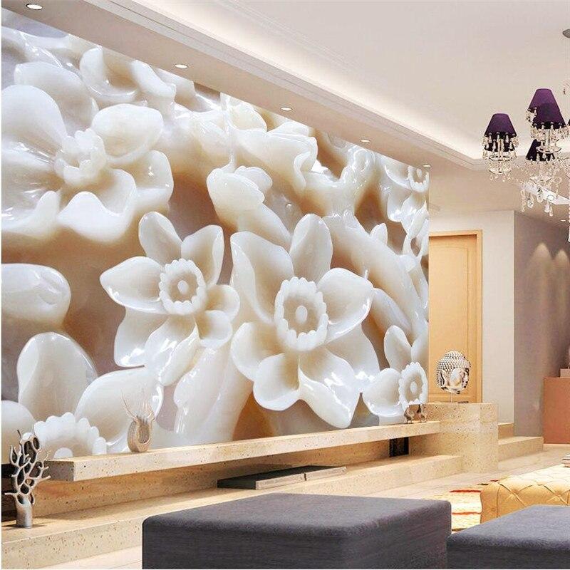 Murale Moderne Grand Papier Peint Promotion-Achetez des Murale ...