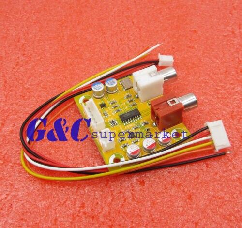 ES9023 I2S vers DAC Sabre 24bit/192KHZ Analogique for Raspberry PI ES9023