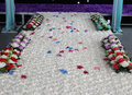 11.8Meter X Width130cm Rose Red Long Cheap Floral Wedding props Aisle Carpet Runner For Church wedding stage T station carpet