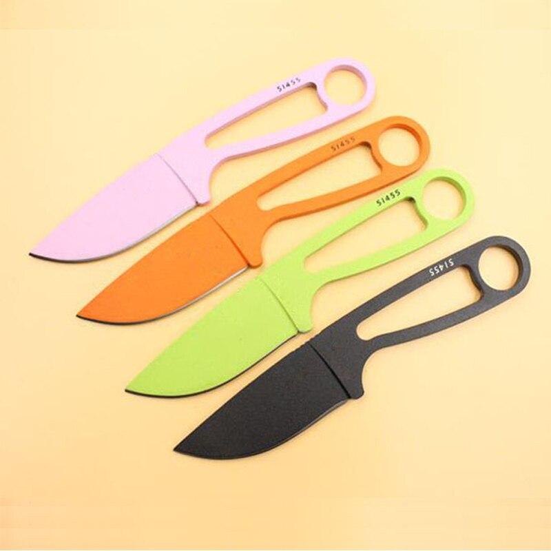 CS COLD Steel Cuchillo de hoja fija Cuchillos de supervivencia al - Herramientas manuales - foto 3