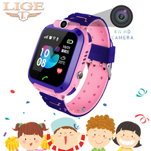 Get more info on the 2019 New LBS Children Smart Watch Child Baby Watch SOS Call Location Finder Locator Tracker Anti Lost Display Kids Watch +Box