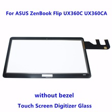 13.3″ Touch Screen Digitizer Glass Panel Replacement parts Touchpads For ASUS ZenBook Flip UX360C UX360U UX360CA UX360CA-4024T
