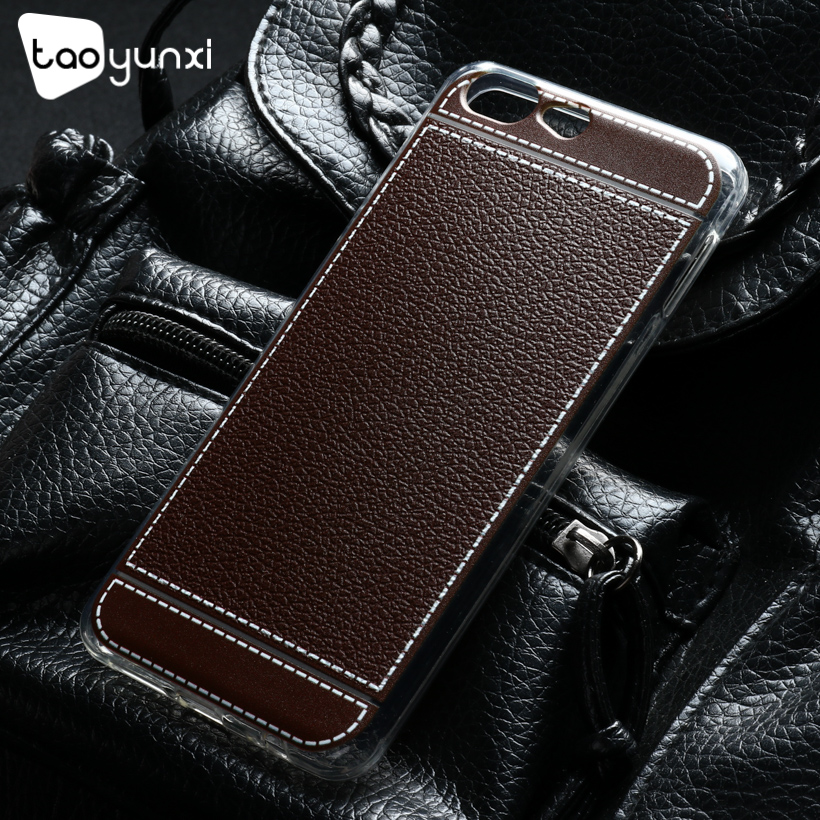 Galleria fotografica TAOYUNXI Cases For Leagoo T5 Soft Silicone Case For Leagoo T5 Case Luxury Back <font><b>Cover</b></font> Capa Fundas Housing Hood Fundas Coque Shell
