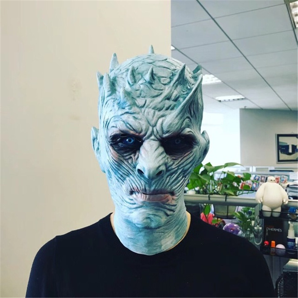 Cosplay Game Halloween-Mask Walker Thrones Night-Re King Free-Delivery-Mask Purim Zombie