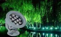 9W AC85V 265V Outdoor Garden Lamp LED Lawn Light LED Spike Lamp Waterproof Pond Path Landscape Spot Lights Bulbs