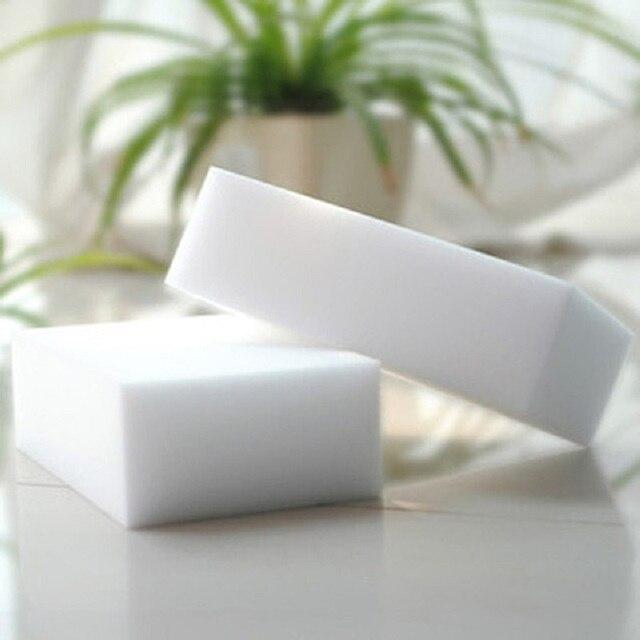 20 шт. меламин губка волшебная губка Ластик очиститель чистящие губки для кухни инструменты для уборки ванной комнаты 10*6*2 см