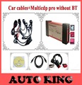 TCS CDP PRO Sem Bluetooth Auto OBD2 Ferramentas De Diagnóstico 2015 R1 cabos carro TCS CDP além disso 8 pcs Pro CDP multidiag Scanner De Equipamentos