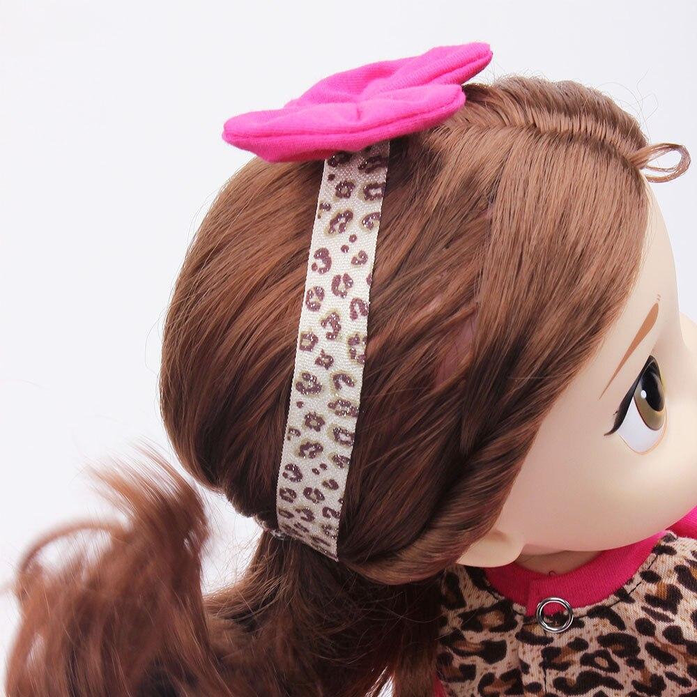 YK & Loving 4Pcs жиынтығы Bow Girl Doll Киім / - Қуыршақтар мен керек-жарақтар - фото 5