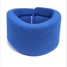 blessfun Adjustable Neck Brace Support Sponge Cervical Collar Stiff Pain Relief protect neck Health care Posture Corrector