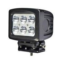 חמה למכירה רכב האוטומטי 60 W 5100LM חלקי אביזרי אור LED העבודה המכונית אור מנורת LED בר של מחיר סיטונאי סין אור