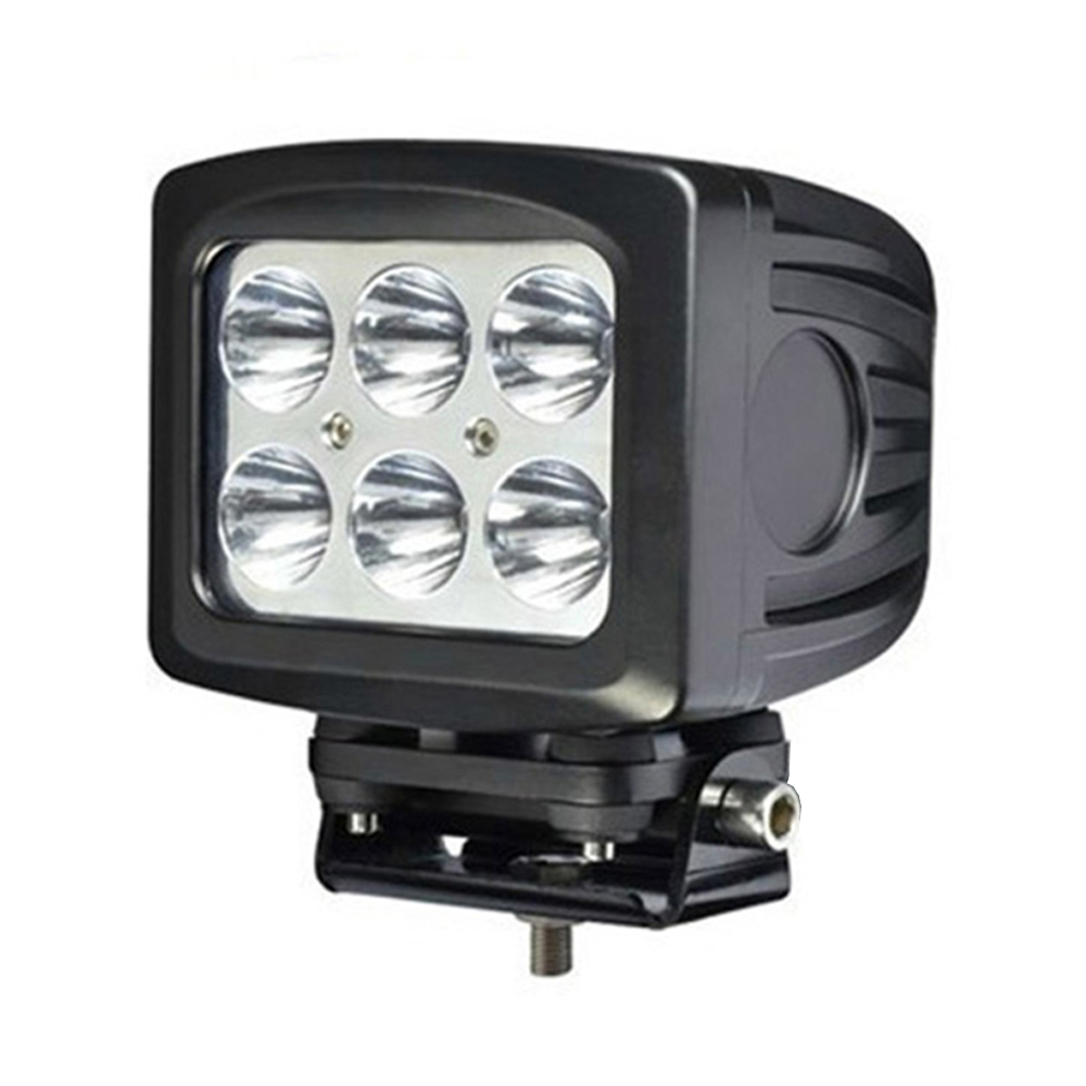 60W 5100LM HOT SALE CAR AUTO PARTS accessories LED WORK LIGHT CAR LIGHT LED LAMP BAR OF THE LIGHT CHINA WHOLESALE PRICE