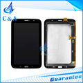 Черный белый замена частей для Samsung Galaxy Note 8.0 N5100 ЖК-экран с сенсорной дигитайзер 1 шт. бесплатная доставка