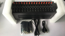lowest manufacture price Original Wavecom Q2406B USB 16 Ports Modem Pool Dual-band Frequency