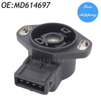 Throttle Position Sensor TPS untuk Elang MD614697 Summt Mitsubishi Montero