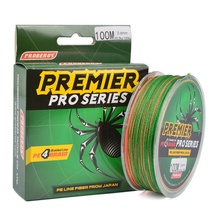 Outdoor 100m Colorful Multifilament Fishing PE Line Braided Fishing Wire Line Super Strong Fishing Rope Fishing Accessories