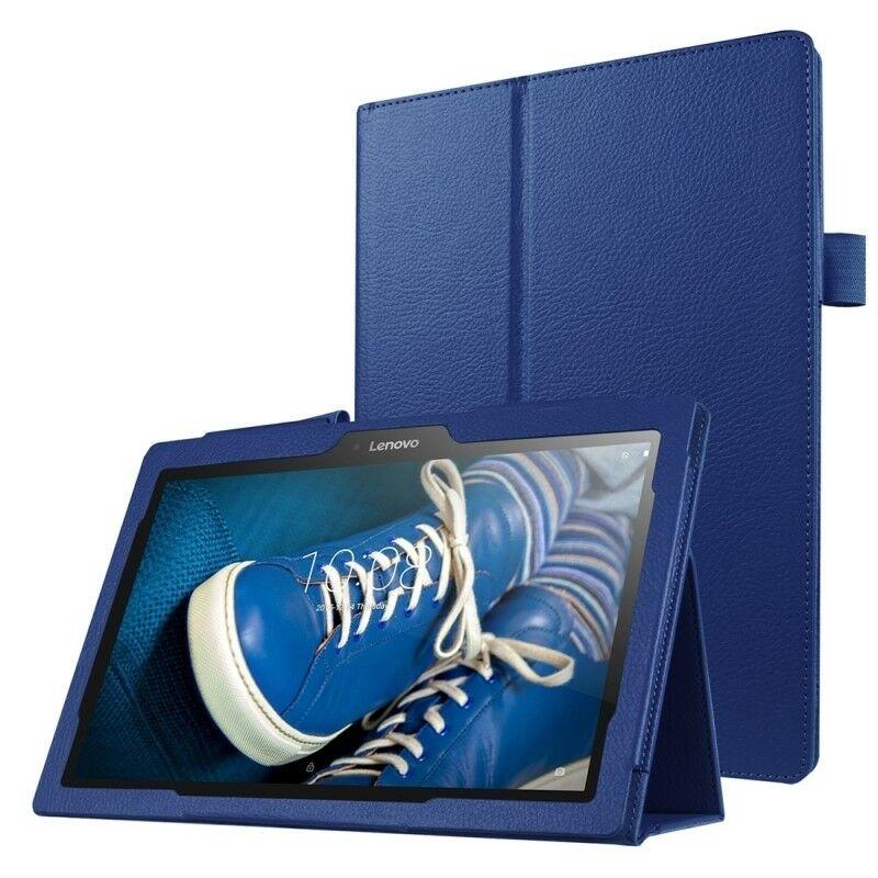 Para Lenovo A10-30F TB2 X30L X30F Tablet 10.1 ''Caso Fique PU bolsa em Couro Para Cobrir Caso Para Tab Lenovo 2 a10-30 Inteligente Da Tampa Do Caso