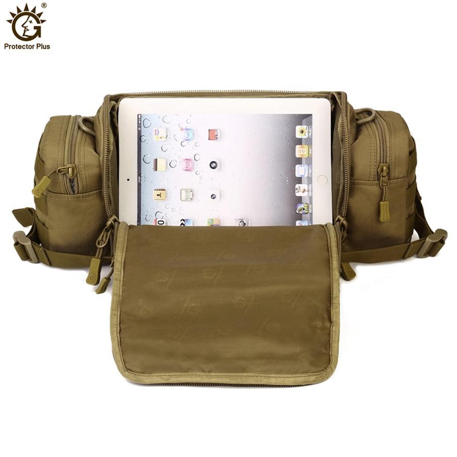 Tactical Bag Sport Waist Pack Men Fanny Pack Molle Bag High Quality 1000D Nylon