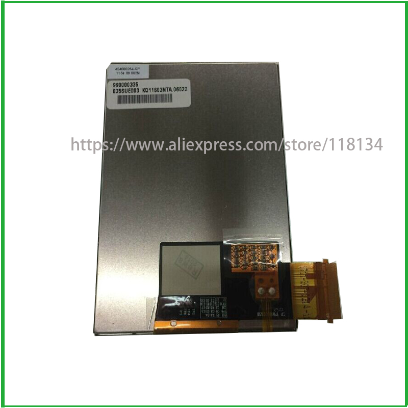 NEW Original 3.5inch 51Pin 480*640 TD035SHED1 Toppoly Version Display for Symbol MC7596 LCD Screen Panel original feeding motor 6701409040 for roland re 640 ra 640 vs 640