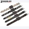 Para apple venda de reloj de cuero + broche de mariposa 38mm 42mm moda iwatch venda de La Pulsera Contiene adaptador