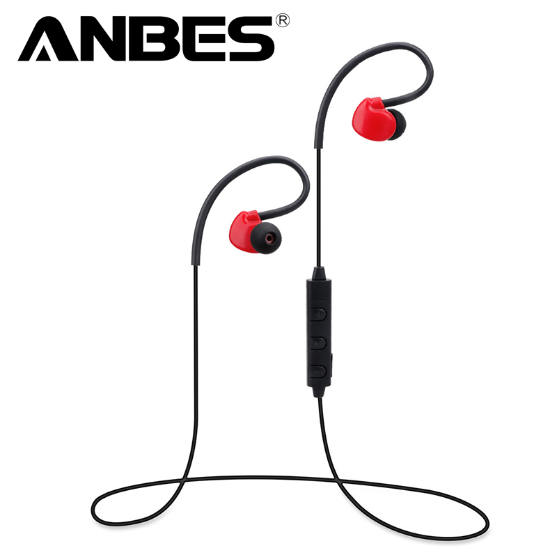 Bluetooth Earphones Wireless Earpiece Sport Running Stereo Earbuds With Microphone For Phone fone de ouvido for iPhone Samsung awei stereo earphones headset wireless bluetooth earphone with microphone cuffia fone de ouvido for xiaomi iphone htc samsung