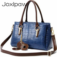 Womens PU Leather Crossbody Bags Brand Fashion Promotional Ladies Chain Shoulder Bag Plaid Crossbody Women Messenger Bag Totes