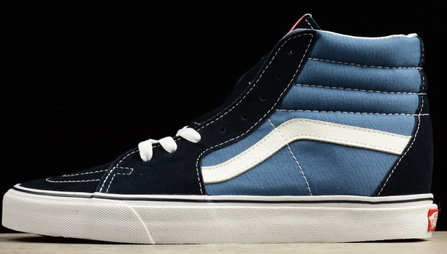 Original Vans Classic men s   women s Lover s Skateboarding Shoes old skool  Sports Shoes SK8-Hi Weight lifting shoes size36-44 2baabebba