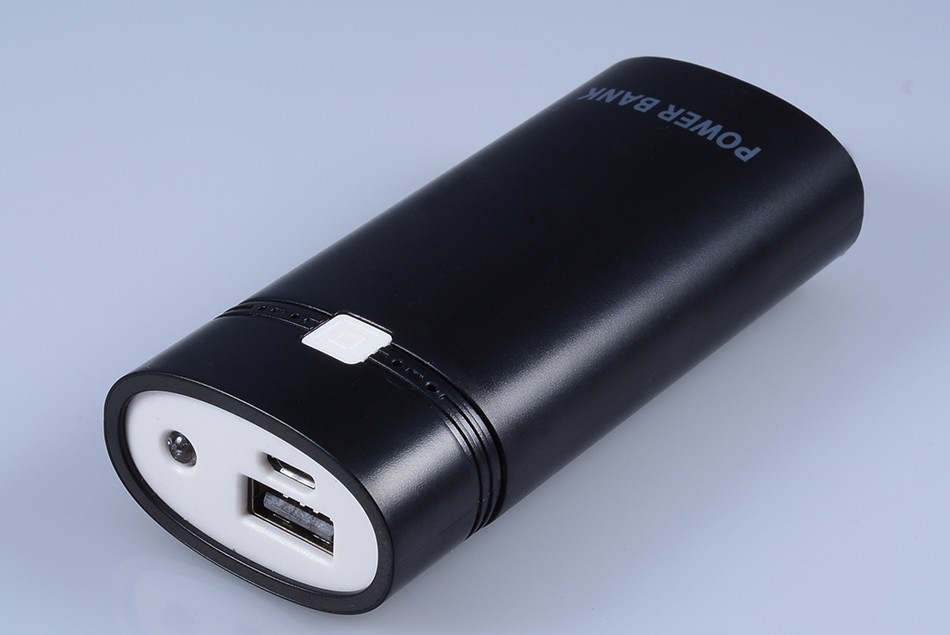 Portable <font><b>USB</b></font> Batteries case 2x18650(No) <font><b>USB</b></font> <font><b>Charger</b></font> Power Bank Box DIY Kit For iPhone for Smartphone# image