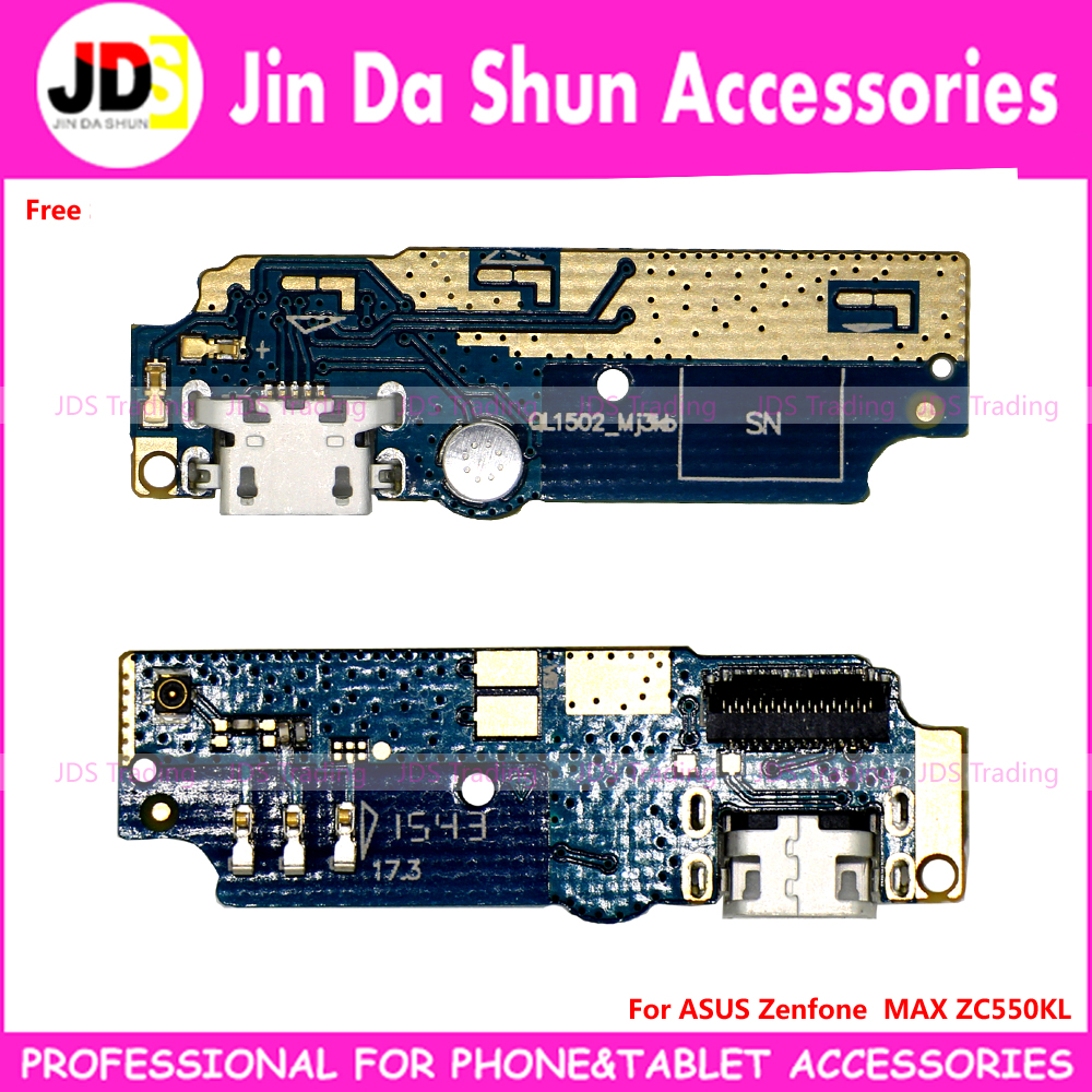 Buy For Asus Zenfone Max 55 Zc550kl Usb Dock Charger Xiaomi Oppo Smartfren Andromax Charging Port Plug Flex Connector Mic Microphone Board Ribbon From Reliable