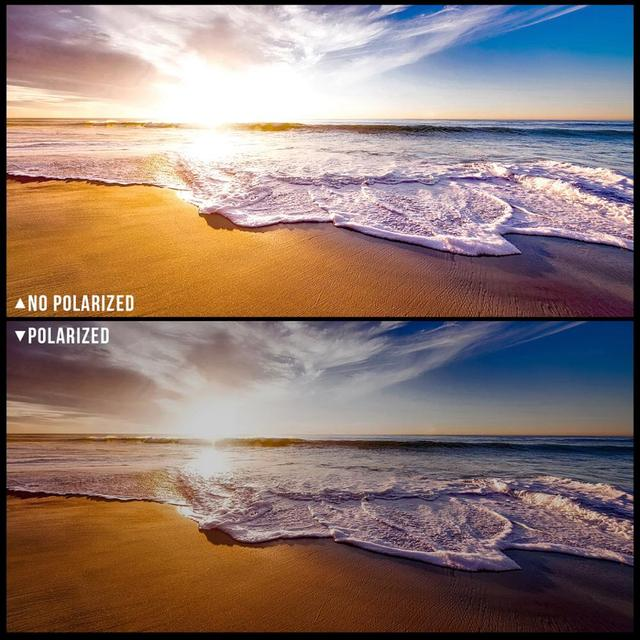 Lentes de OOWLIT reemplazos para lentes de sol polarizadas en múltiples colores